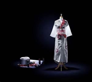 Obi Doppelseitiges Klebeband : verpackungsmode kimono der geishablog der paul hildebrandt ag ~ Watch28wear.com Haus und Dekorationen