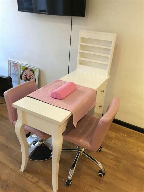 manicure table ideas ideas  pinterest