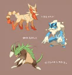 new generation of pokemon x and y