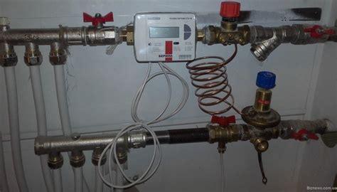 Приборы учета тепла в многоквартирных домах кто устанавливает и отвечает за обслуживание телеканал Красная Линия
