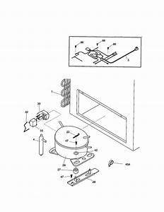 Kenmore 25311521100 Chest Freezer Parts