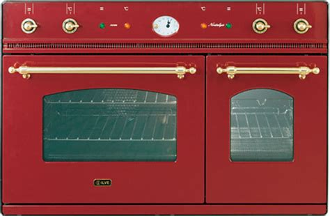 classic ovens  ilve nostalgie  prestige collections