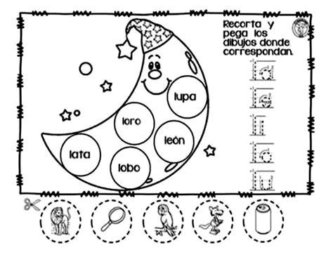 las silabas papepipopu en espaol preescolar material interactivo de silabas para preescolar y