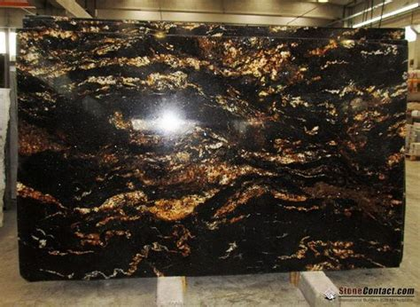Black Fusion Granite   for the kitchen   Pinterest   Color