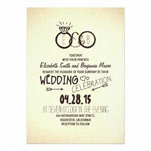 fun and creative wedding invitations zazzlecouk With buy funny wedding invitations
