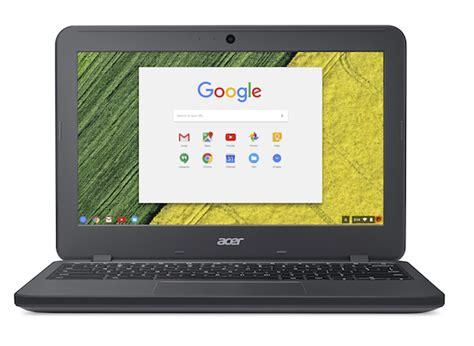 acer unveils rugged chromebook    laptop