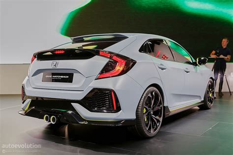 Civic Si Type R by Honda Civic Hatchback Coming To New York Civic Si And New