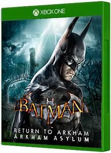 Batman Arkham Asylum For Xbox One Xbox One Games Xbox