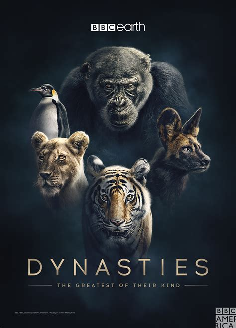 dynasties premieres early bbc america