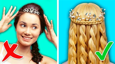 30 magical and easy hairstyles for kids and adults youtube