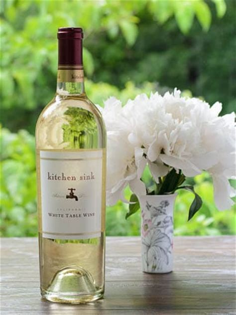 kitchen sink wine kitchen sink white table wine magnolia days 2974