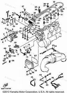 Yamaha Boat Parts 1996 Oem Parts Diagram For Electrical