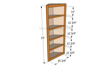 how to build a corner cabinet for a tv how to build corner shelves howtospecialist how to