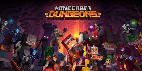 minecraft dungeons retrasa su fecha de lanzamiento