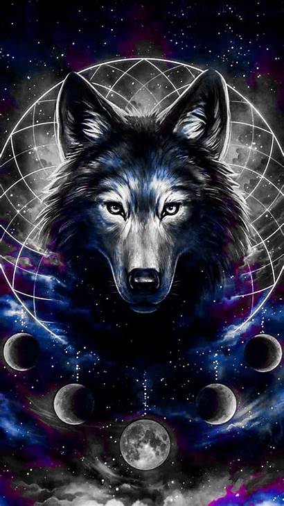 Zedge Wolf Drawing Spirit Cool Drawings Wallpapers