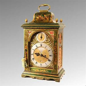 Georgian, Antique, English, Bracket, Clock, For, Sale, By, James, Smith, Of, London
