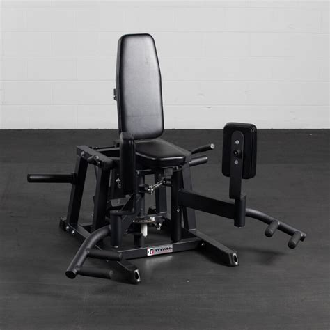 plate loaded hip abductor  adductor exercise machine