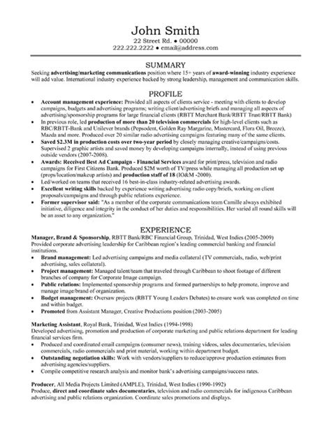 account manager resume template premium resume sles