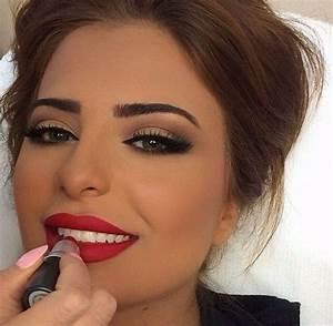 Maquillage De Mariage : maquillage de soiree mariage russenko maquillage ~ Melissatoandfro.com Idées de Décoration