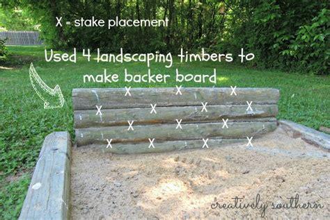 build  horseshoe pit hometalk