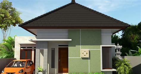 membangun rumah minimalis biaya  juta   rumah