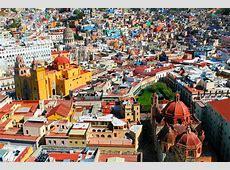 Guanajuato The Prettiest City in Mexico Never Ending