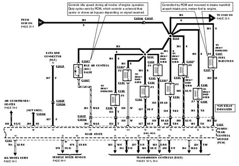 Bronco Need Wiring Diagram Fuel Pump Circuit Ground
