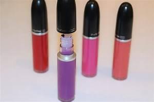 MAC Retro Matte Liquid Lip Color Review & Swatches ...