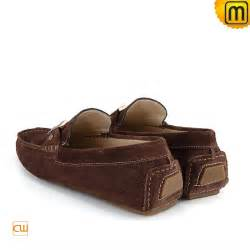 Brown Leather Loafers Men