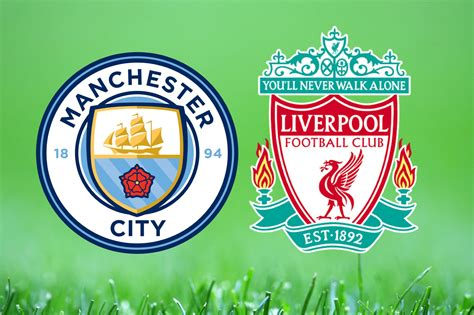 Manchester City vs Liverpool: Team news, match facts and ...