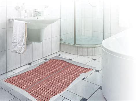 Fußbodenheizung Im Bad Elektrisch Als Zusatz Oder Zentral