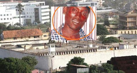 r 233 sultat autopsie ibrahima fall a re 231 u trois balles 224 l int 233 rieur de la prison de rebeuss