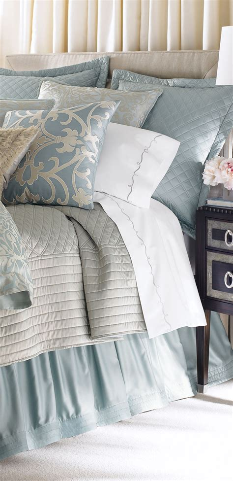 donna karan home essentials in taupe ivory white or gorgeous bedroom designs