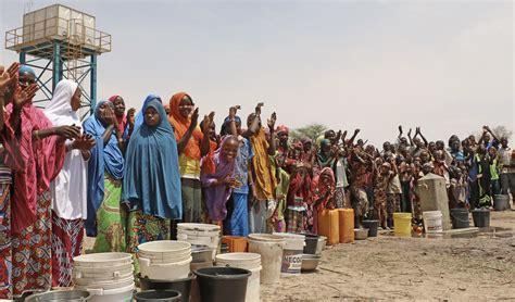 تقع ضمن دول الصحراء الكبرى في أفريقيا. بئر الرغد في بوركينا فاسو
