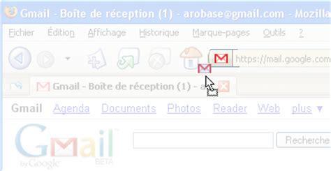 gmail bureau ajouter un raccourci gmail sur le bureau de windows