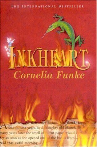 inkheart inkworld   cornelia funke