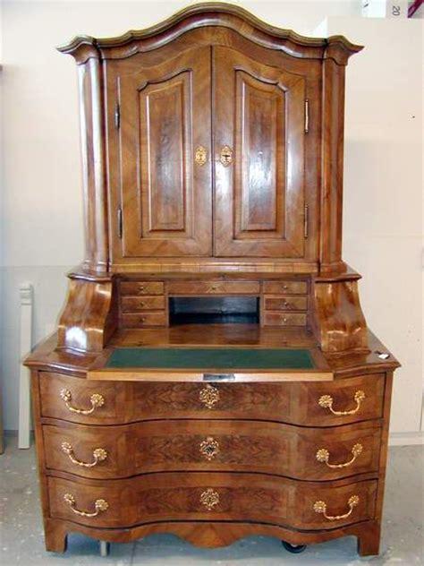 antike möbel berlin barock schreibschrank um 1750 in nu 223 baum antike mbel und
