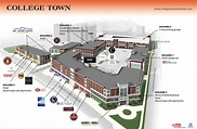 College Town is dedicated : NewsCenter