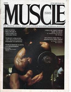 Muscle Builder June 1976