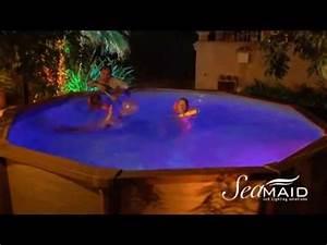 Lumiere Piscine Hors Sol : eclairage piscine ~ Dailycaller-alerts.com Idées de Décoration