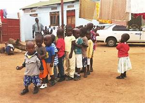 Tanzania Orphanage visits | Global Child Dental Fund