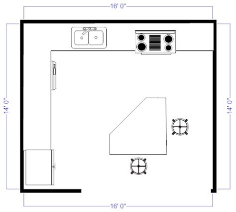 kitchen island floor plans island kitchen floor plans home decor report