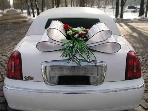 decoration voiture mariage sans fleurs votre heureux photo de mariage