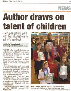 Kids Newspaper Article Report