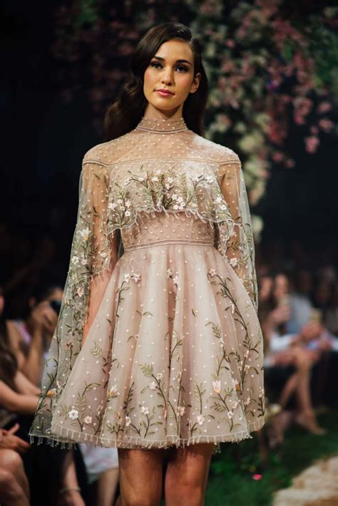 You Have to See Every Dress From This Disney Inspired Couture Collection