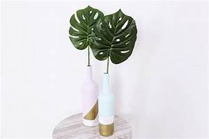 Vasen Dekorieren Tipps : deko vasen aus alten flaschen basteln ~ Eleganceandgraceweddings.com Haus und Dekorationen
