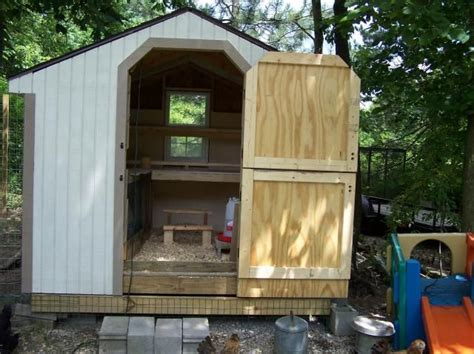Ideas For Converting A Shed Into A Chicken Coop Chickens