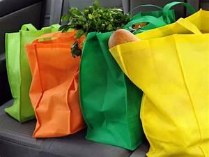 Only Shopping Bag : reusable grocery tote safety ~ Watch28wear.com Haus und Dekorationen