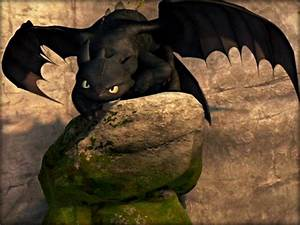Toothless ☆ - Toothless the Dragon Wallpaper (33059175 ...