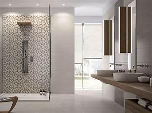 carrelage salle de bain espagne chaioscom With carrelage adhesif salle de bain avec tele au led